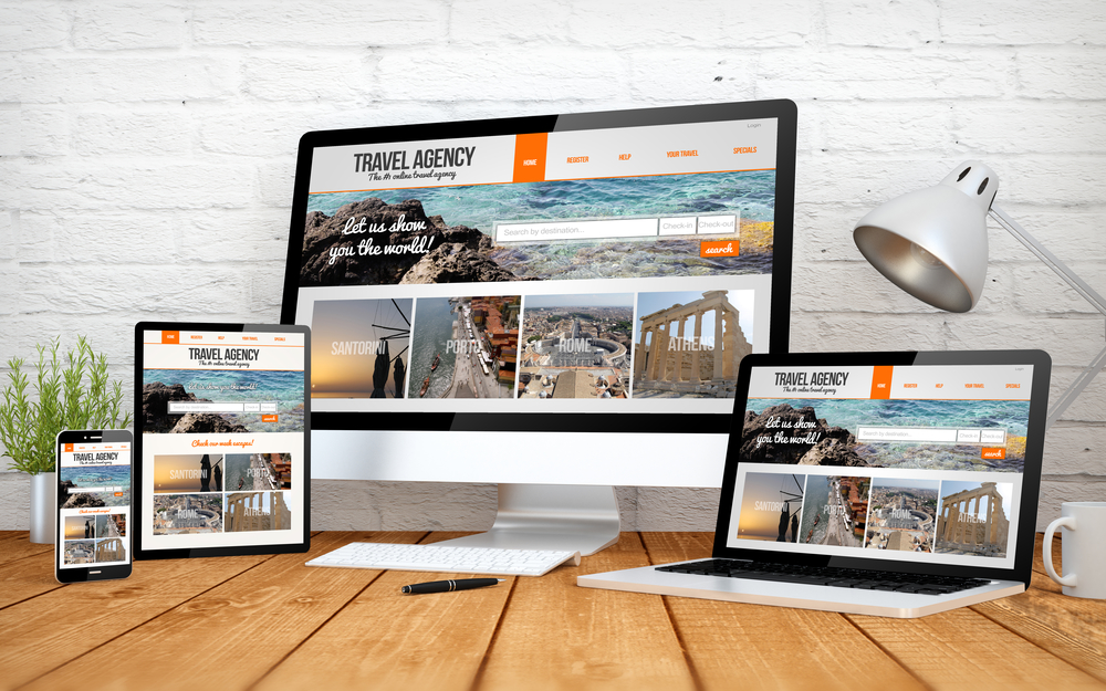 Landing page iciSolutions